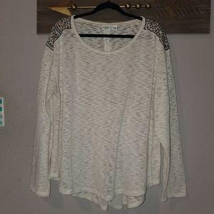 Cato plus size 26/28 sweater
